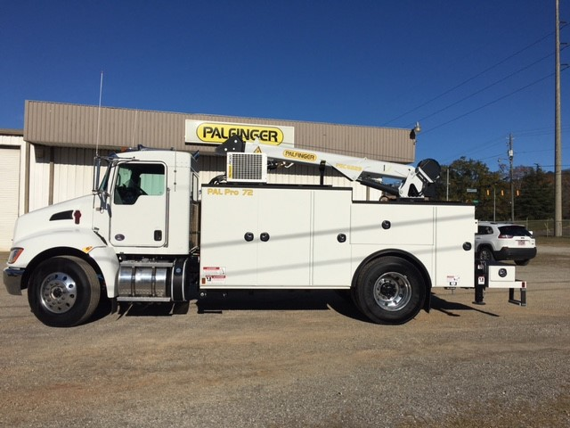 2020 Kenworth T270 Regular Cab PALPro 72 Mechanics Truck - LM406806